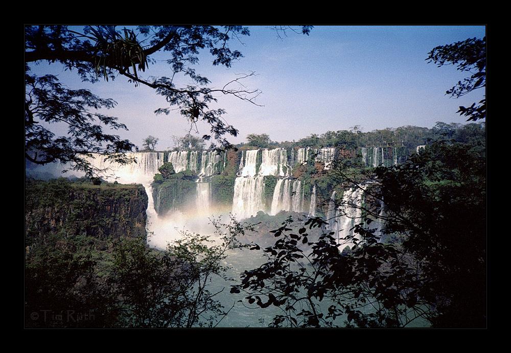 Cataratas del Iguazú (I)