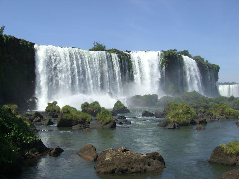 Cataratas do Iguazu (Brasilien)