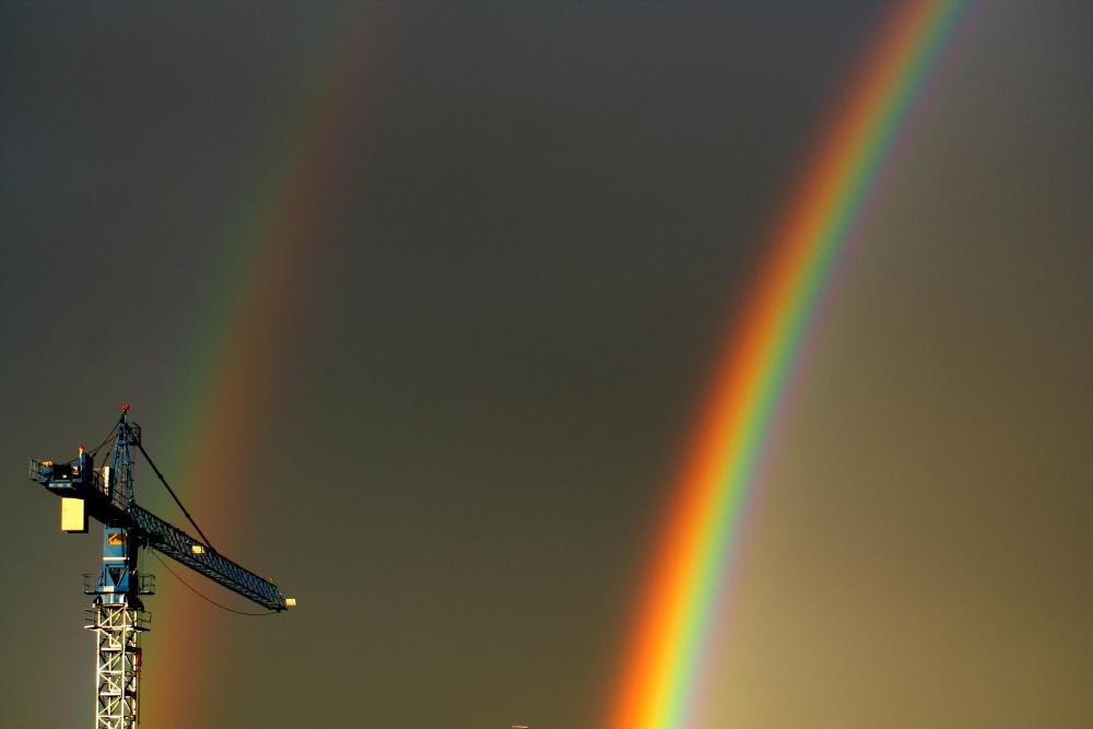 Catch the Rainbow ...