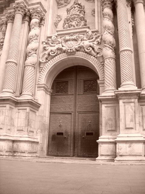 CATEDRAL DE CATRAL, ALICANTE