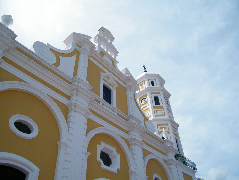 Catedral de Ciudad Bolivar, Venezuela.