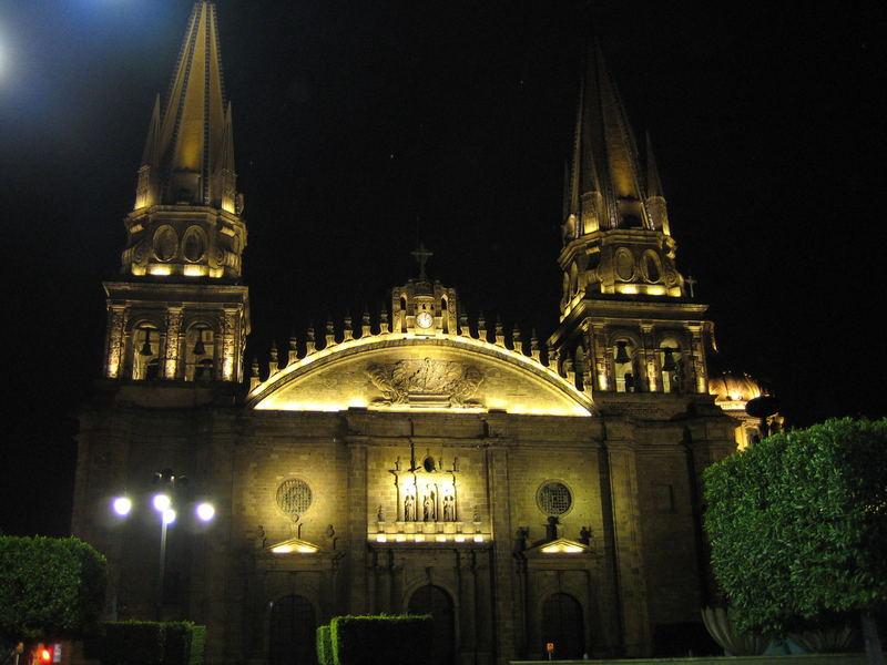 Catedral de guadalajara 1