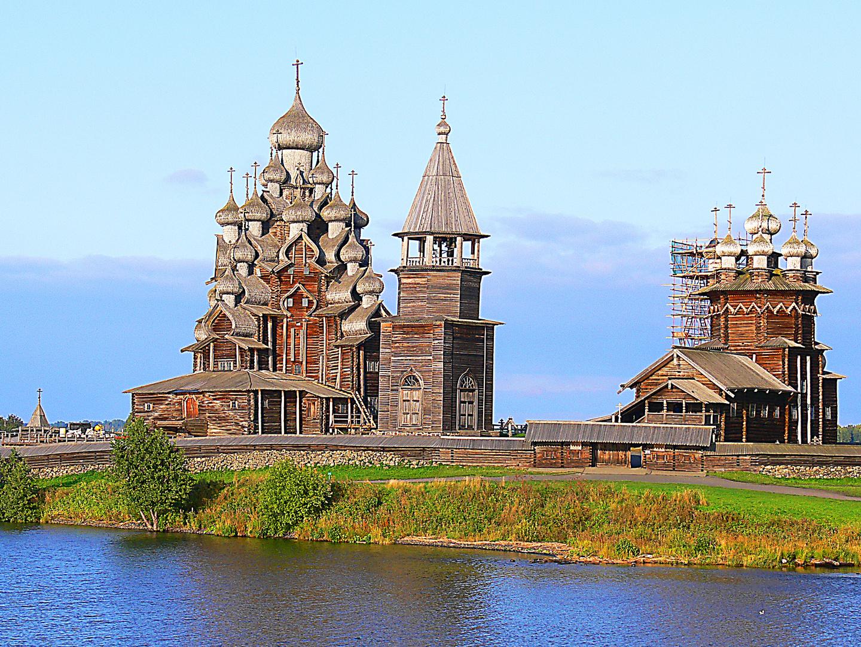 Catedral de madera