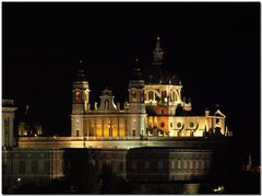 Catedral de Madrid (parte superior)