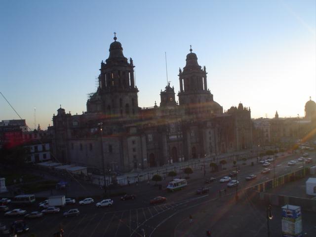 Catedral de Mexico D.F.