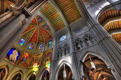 Catedral de Nuestra Señora de la Almudena in Madrid