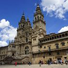 Catedral de Santiago de Compostela Galicia España