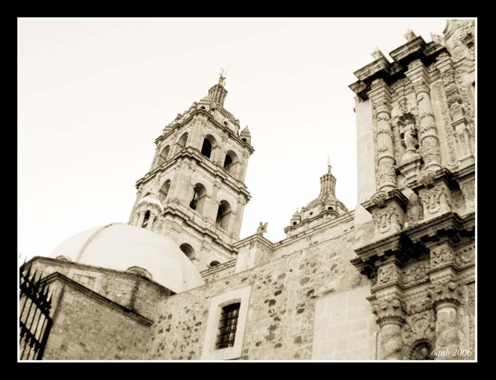 Catedral Durango