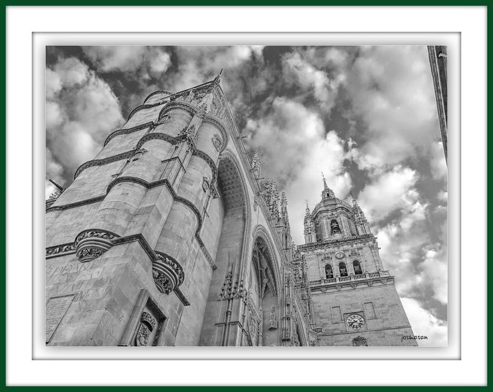 Catedral nueva de Salamanca 1/5