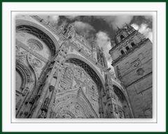 Catedral nueva de Salamanca 2/5