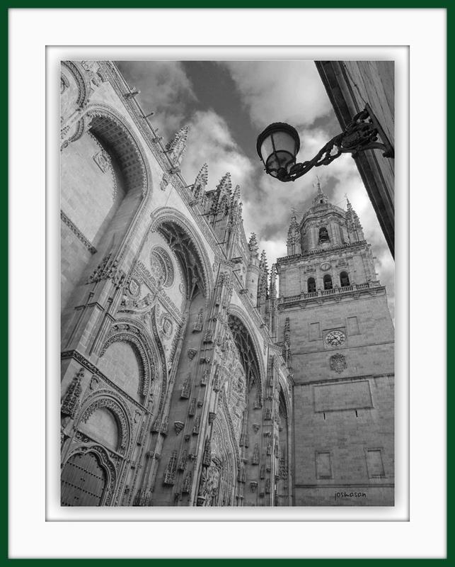 Catedral nueva de Salamanca 3/5