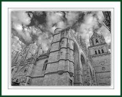Catedral nueva de Salamanca 4/5