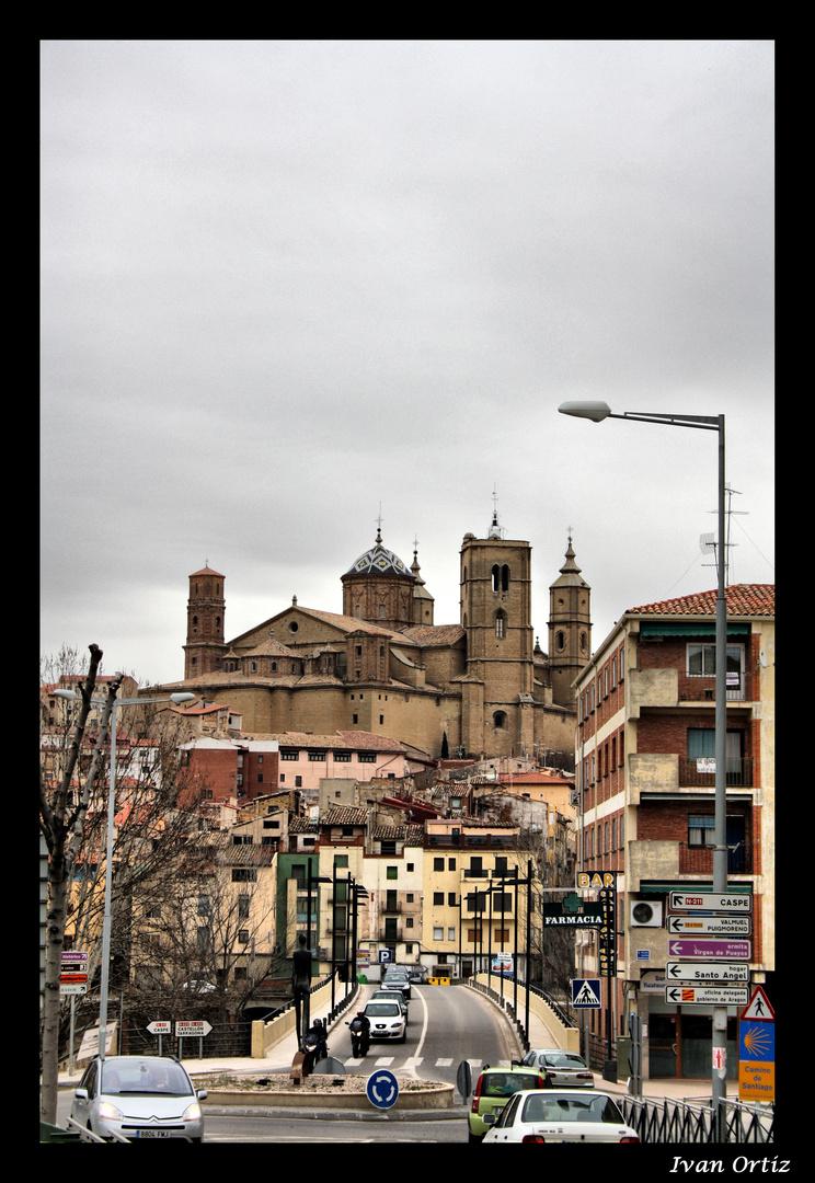 Catedral Santa María la Mayor de Alcañiz
