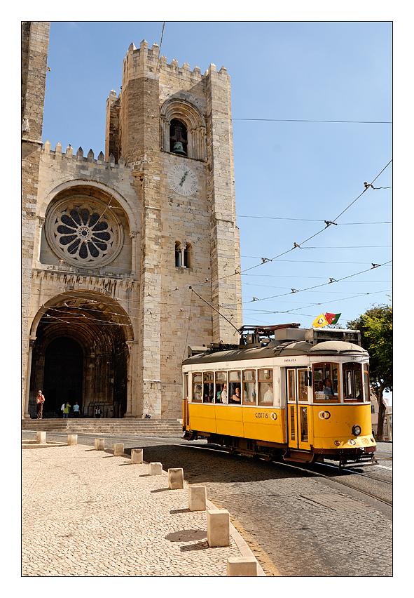 Catedral Sé Patriarcal de Lisboa