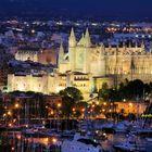 Catedral y Palacio de La Almudaina de Palma de Mallorca