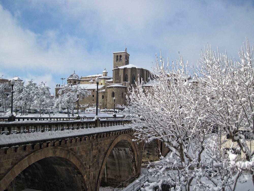 Catedral y puente