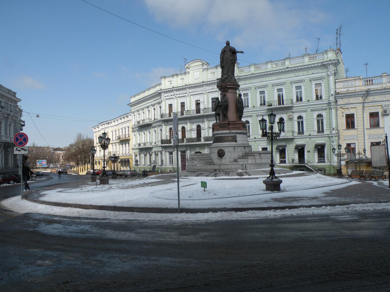 Caterina a Odessa