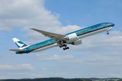 Cathay Pacific Boeing 777-300ER B-KPB