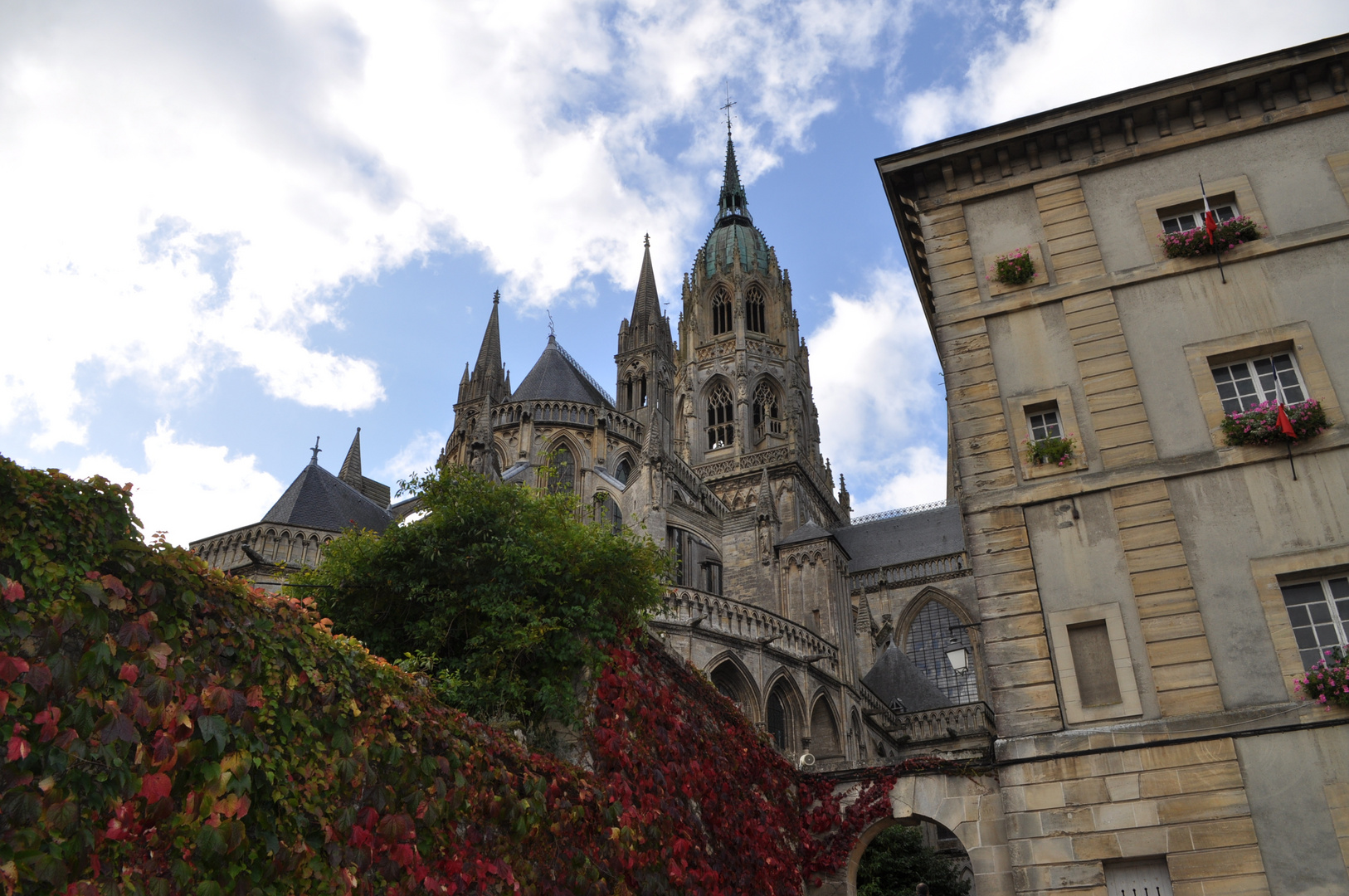 Cathedral de Bayeux
