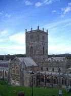 Cathedral in St. David's