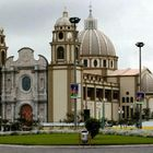 Cathedral of Our Lady of Mount Carmel and St. Peter- New Chimbote - Ancash