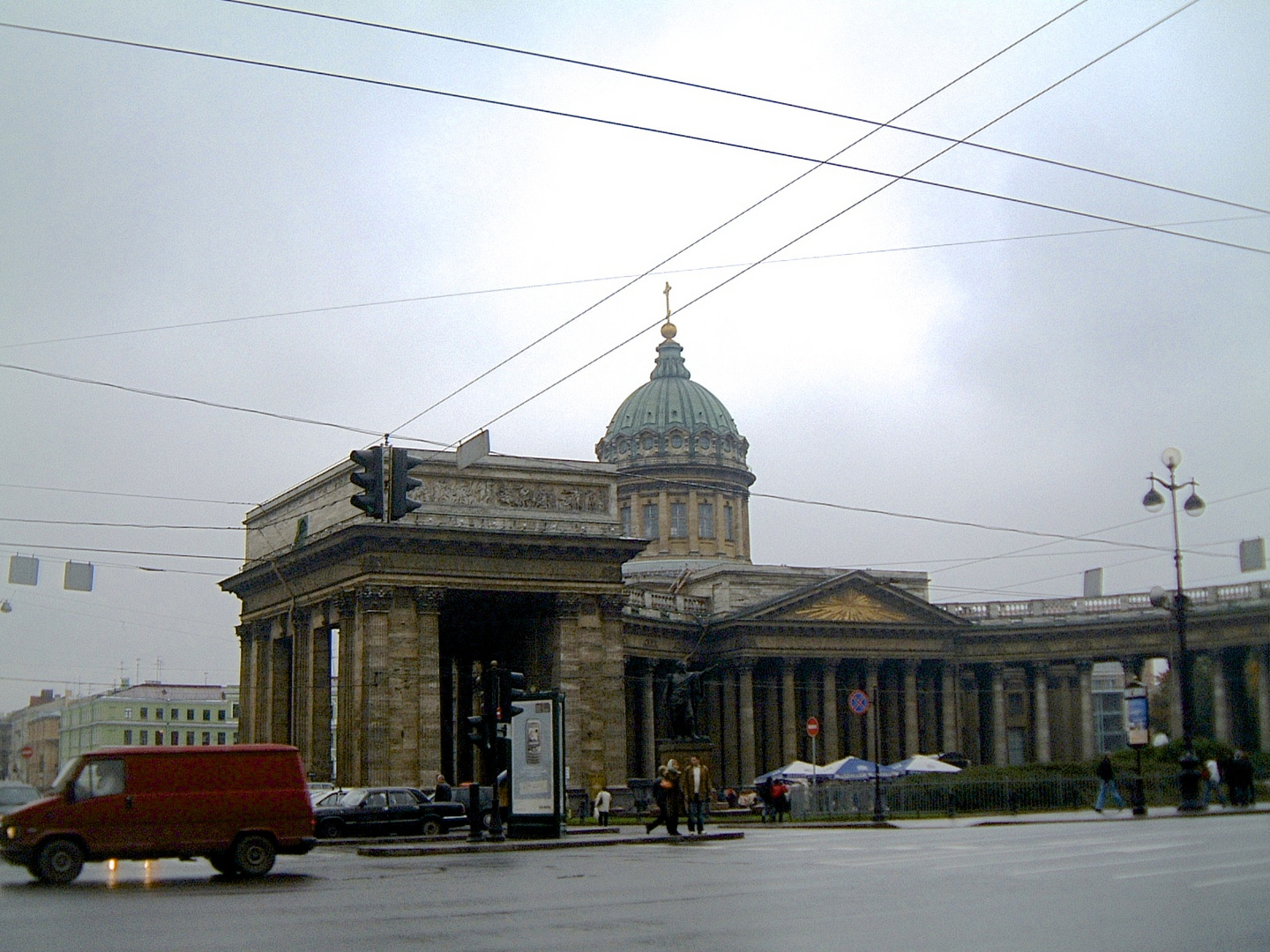 Cathedral of the Mother of God of Kasan at the Newski-Prospekt