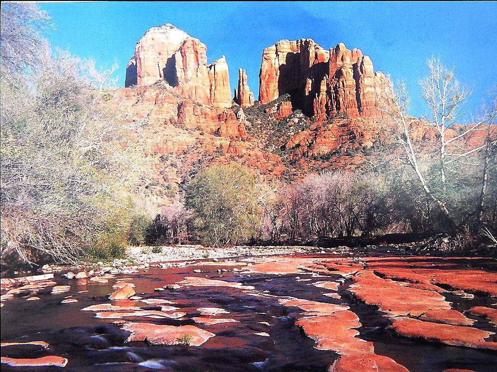 Cathedral Rock, Sedona (Arizona) 1994