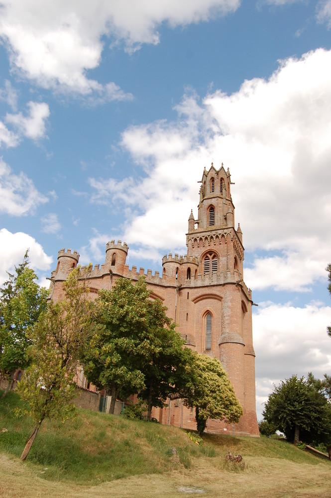 cathédrale de la drèche (tarn 81)