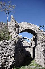 Cathedrale de Roquevaire, à Sauve, Gard