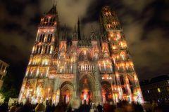 ~ cathédrale en feu ~