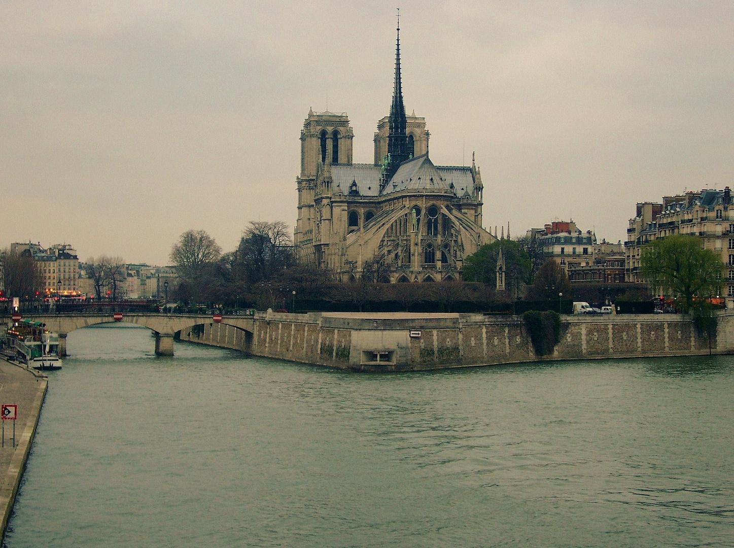 Cathédrale Notre Dame.