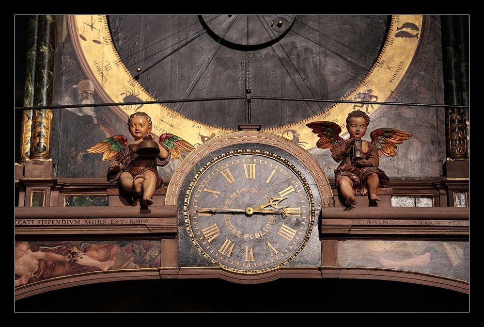 Cathédrale Notre-Dame de Strasbourg Astronomische Uhr