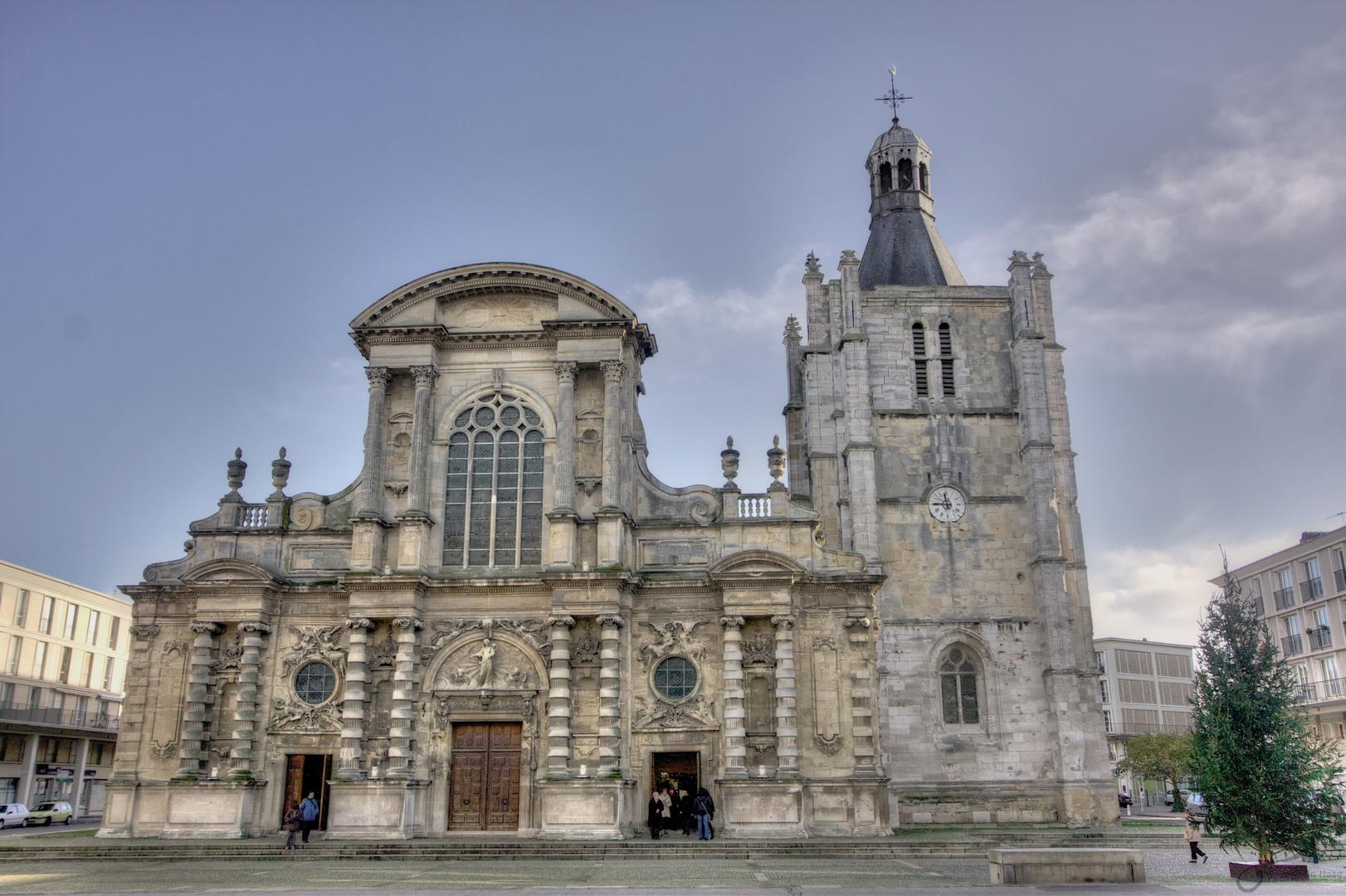 Cathédrale Notre-Dame HDR