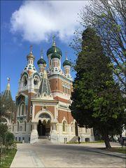 Cathédrale orthodoxe St-Nicolas
