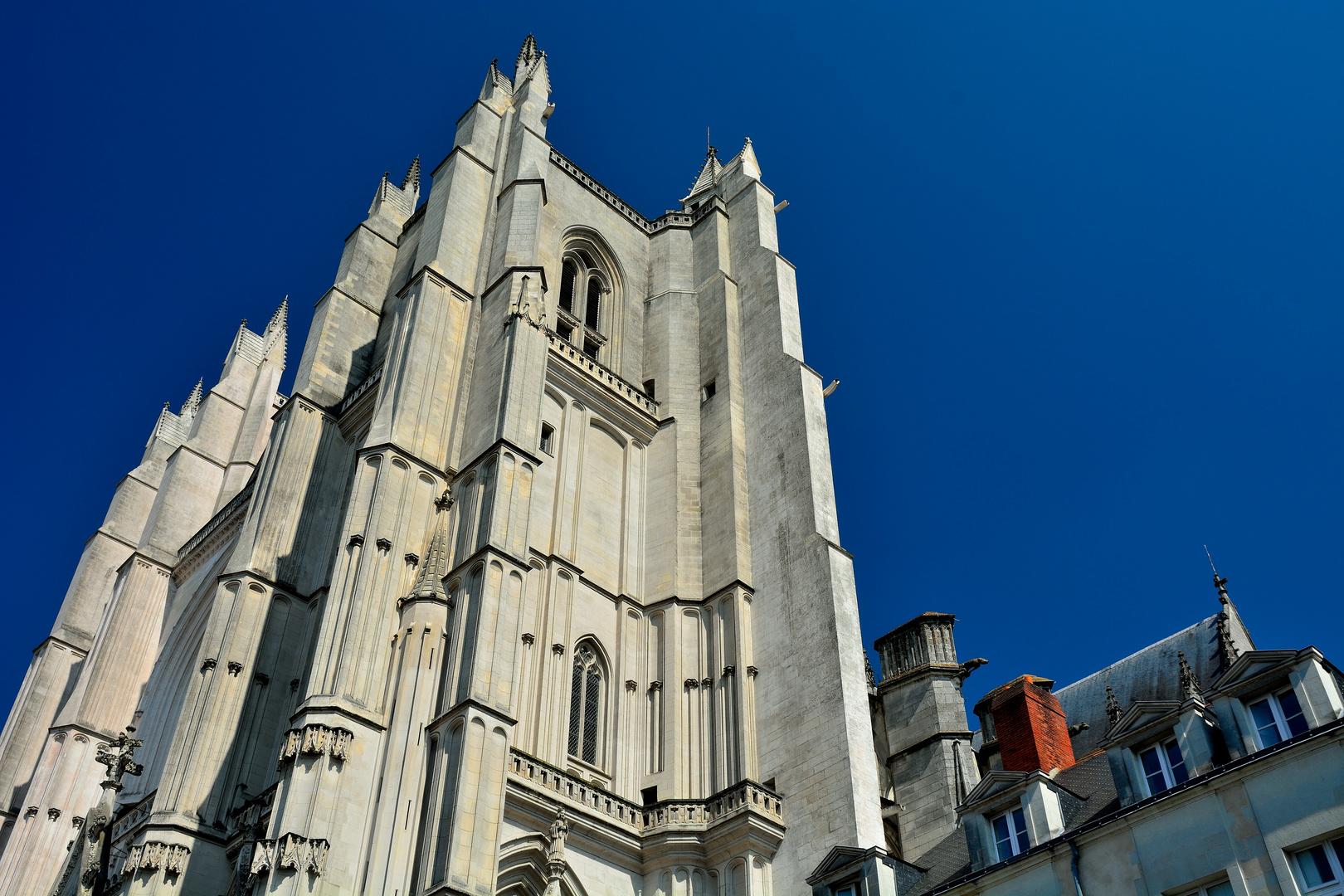Cathedrale Saint-Pierre et Saint Paul in Nantes