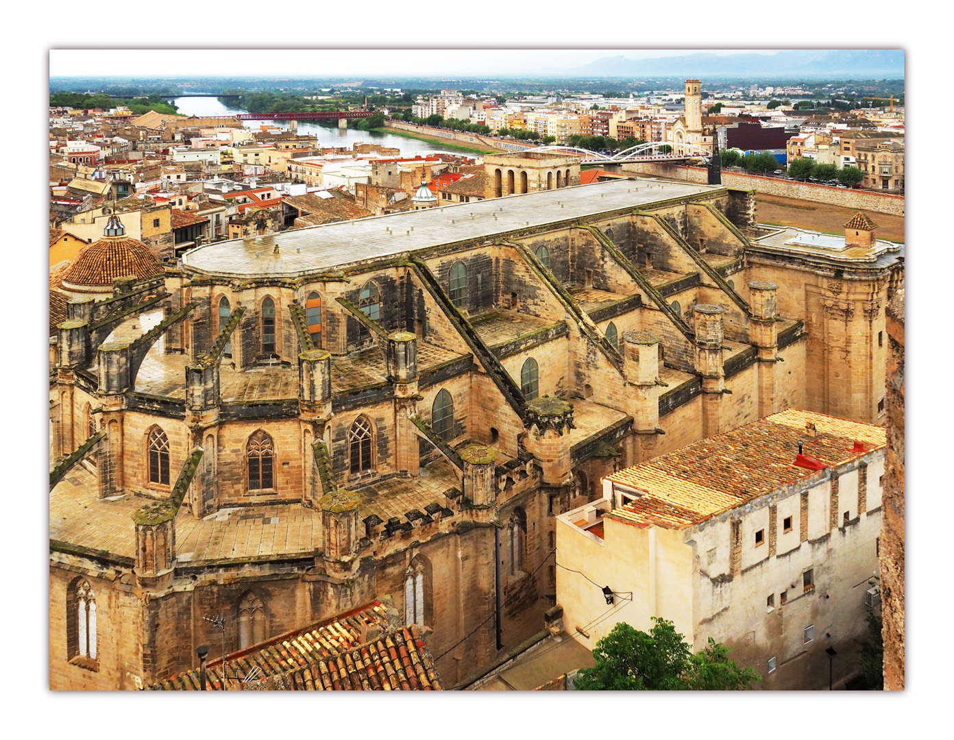 Cathédrale Santa Maria de Tortosa (XIV ème – XVIIIème)