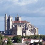 Cathédrale St Nazaire à Béziers ...