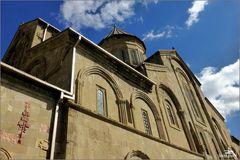 Cathédrale Svétitskhovéli