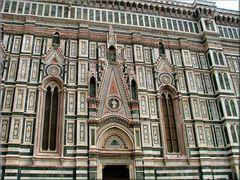 Cattedrale di Firenze...Particolare.