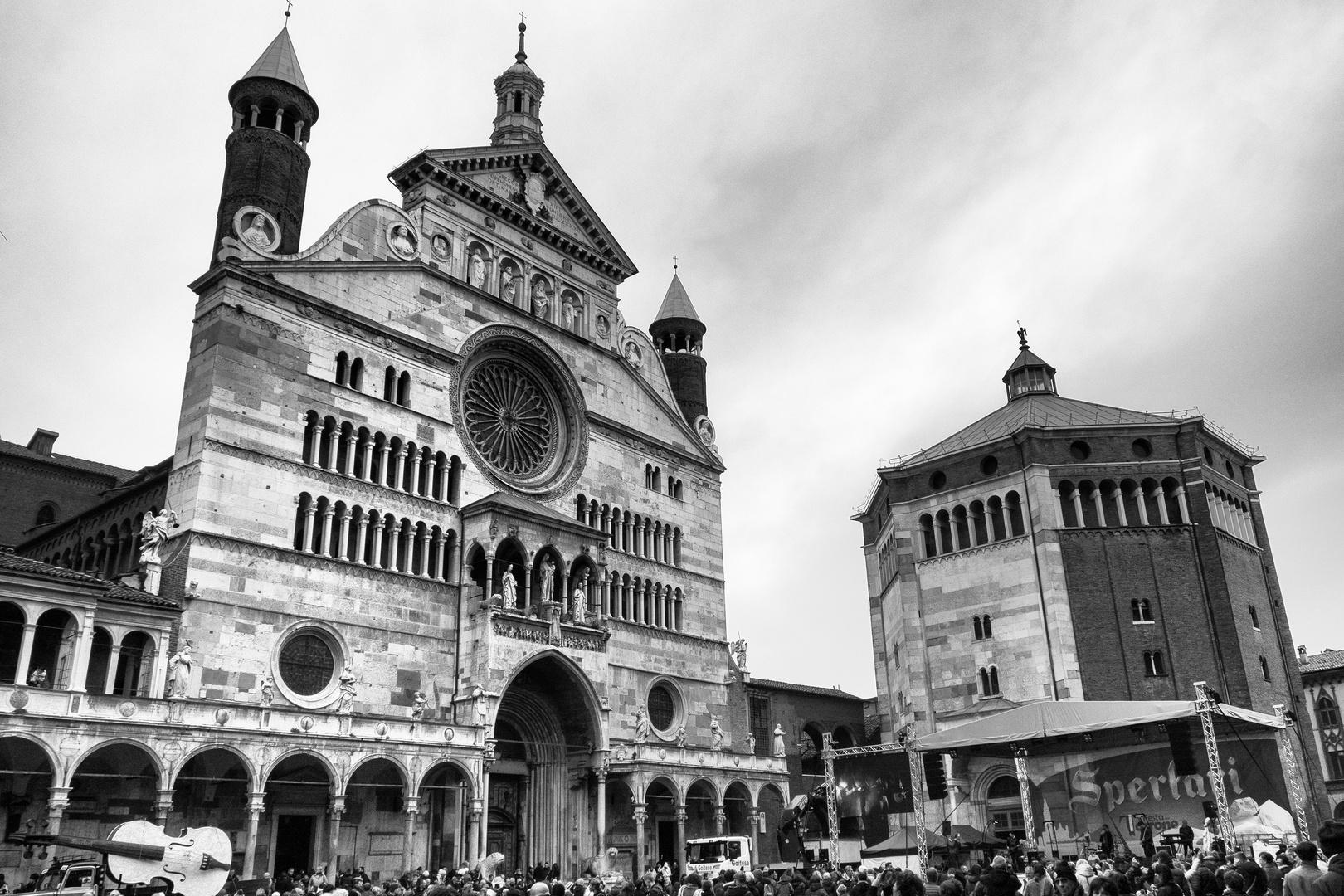 Cattedrale di S. Maria Assunta, duomo di Cremona