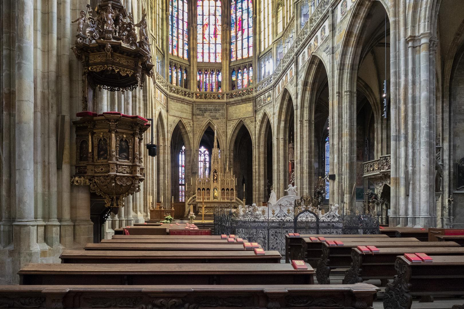 Cattedrale di San Vito, Praga