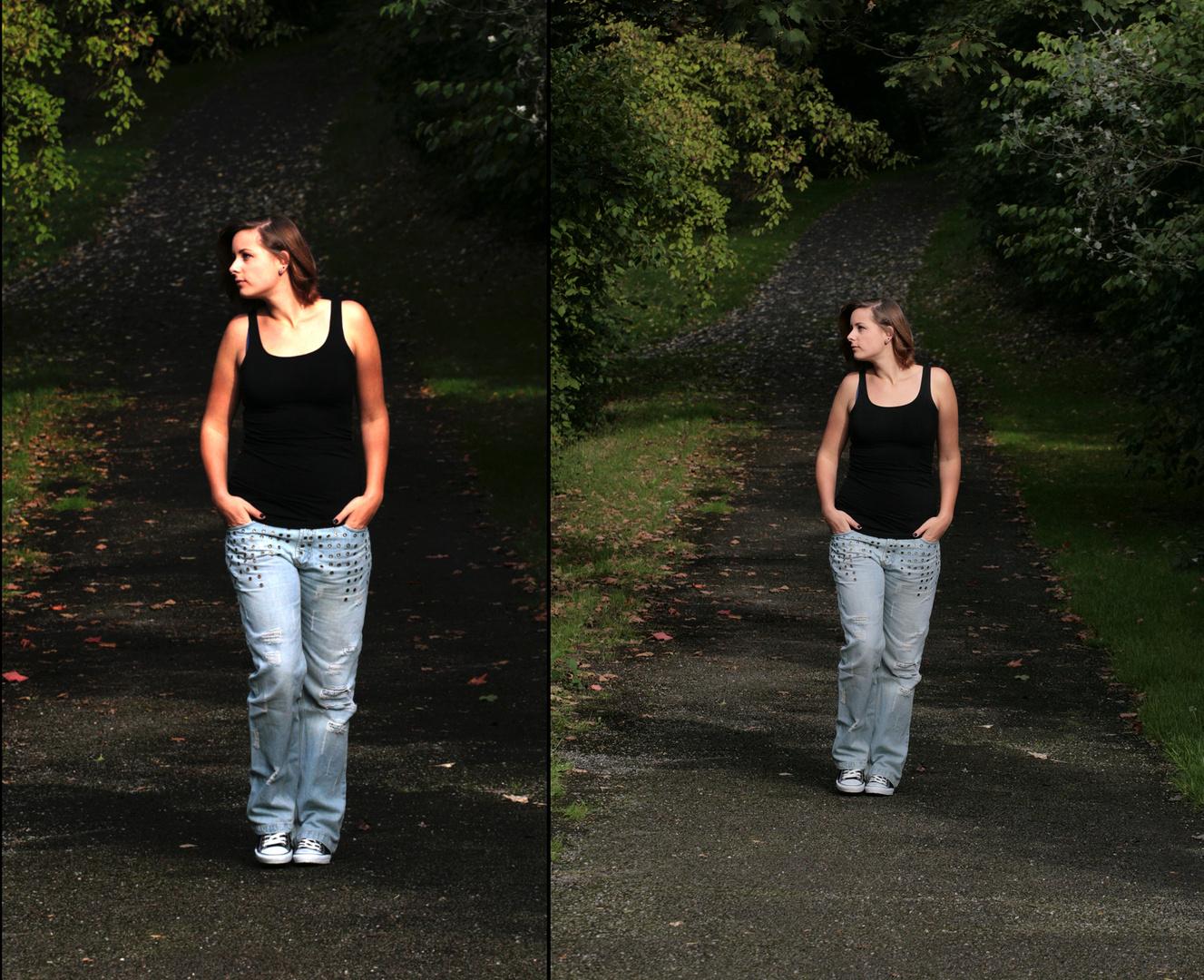 Catwalk - Pause