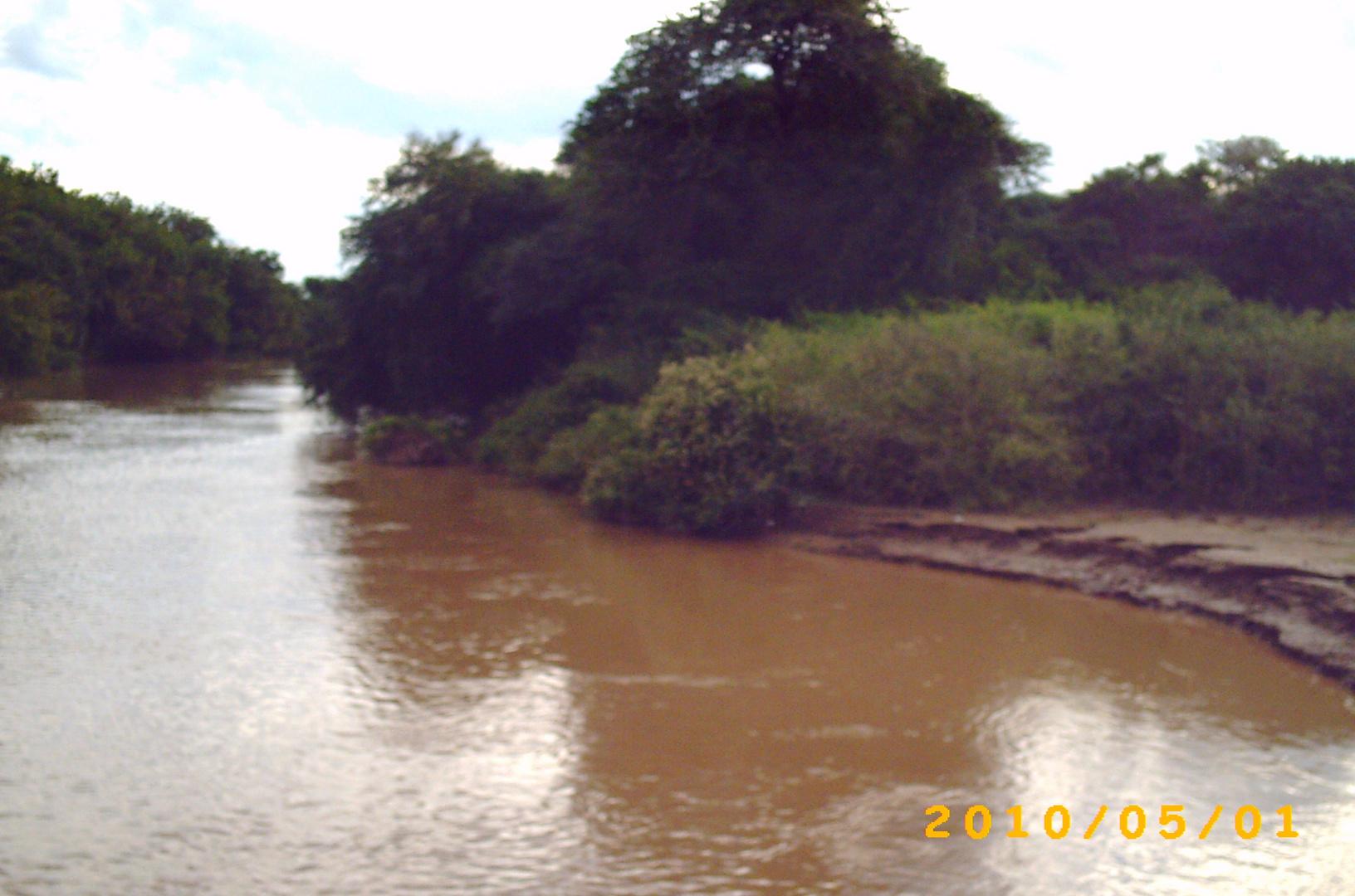 Causedel rio Picomayo