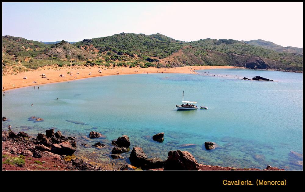 Cavalleria (Reserva marina)