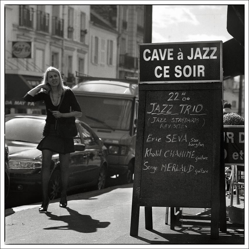 Cave à Jazz ce soir