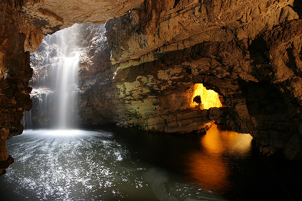 Caves of Smoo