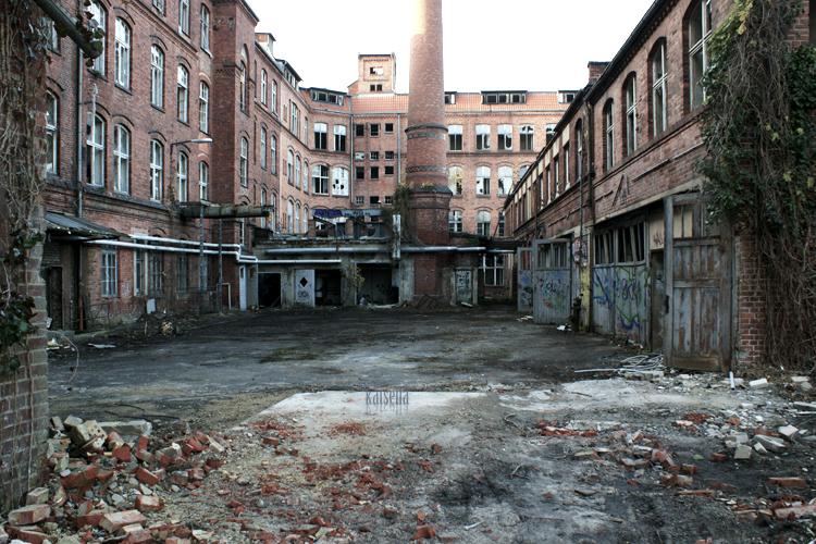 CB - Enke Fabrik - Hof