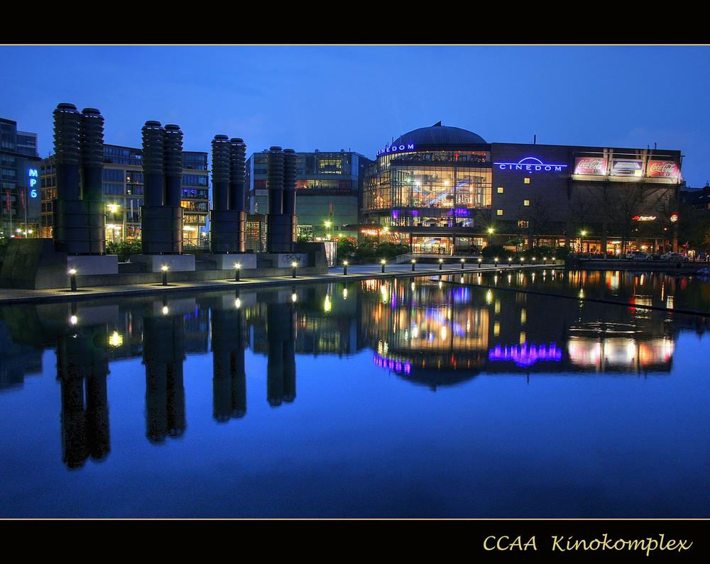CCAA - Kinokomplex