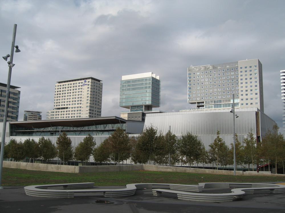 CCIB in Barcelona