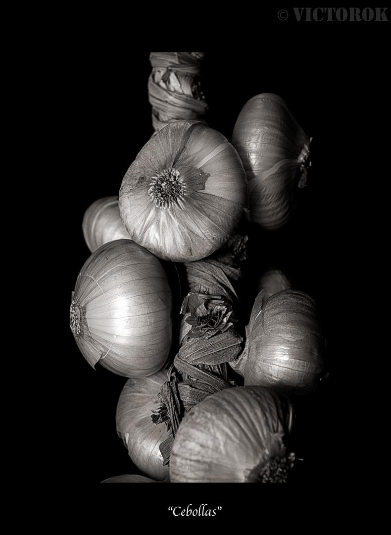 Cebollas.